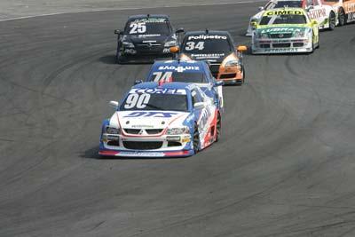 Stock: Tabu da pole position dura duas corridas em Campo Grande