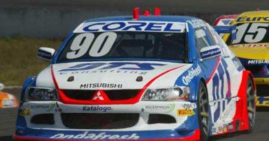 Stock: Ricardo Mauricio marca a pole em Jacarepaguá