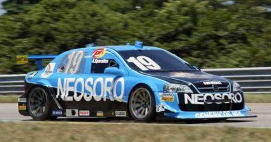 Stock: Carro de Sperafico não reage a pneus novos
