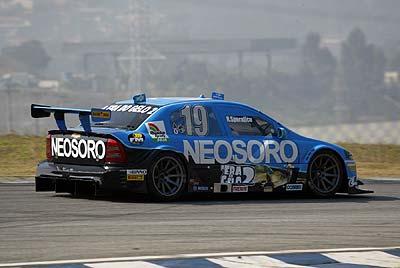Stock: Rodrigo Sperafico aposta tudo no treino classificatório em Londrina