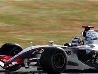 F1: Raikkonen lidera e Barrichelo é sétimo em teste