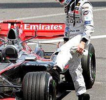F1: Ganho de Raikkonen em 2007 será o maior entre pilotos da F-1