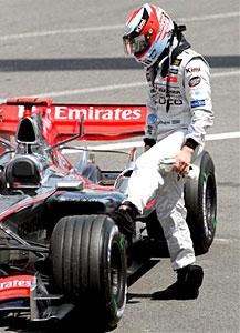 F1: McLaren já demonstra otimismo para 2006