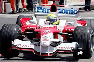 F1: Ralf nega aposentadoria das pistas para 2007