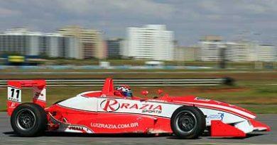 F3: Razia lidera estatísticas da temporada