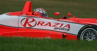 F3: Razia volta ao Brasil e já marca melhor tempo em Interlagos