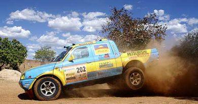 Rally dos Sertões: Dupla da RR Racing fica em terceiro na geral