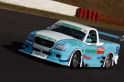 Pick-Up: Vidroforte Motorsport dá a largada para a temporada 2006 do Brasileiro