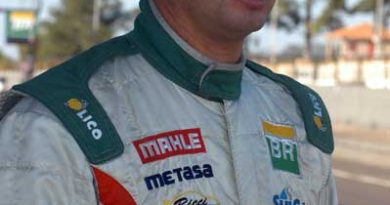 Stock: Cláudio Ricci corre na Stock Car V8 na etapa de Santa Cruz do Sul