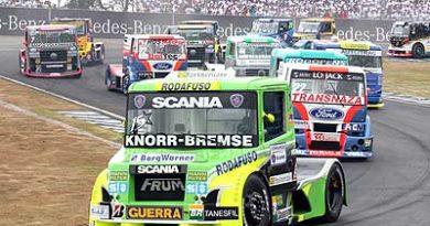 Truck: Renato e Roberval dominam treinos livres em Guaporé