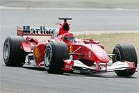 F1: Ferrari anunciará oficialmente pilotos de 2007 em setembro, no GP da Itália