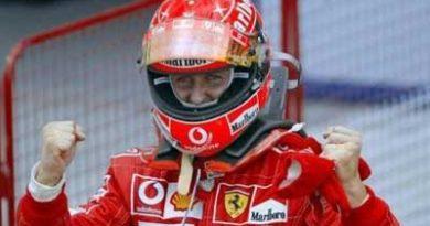 F1: Schumacher prevê corrida excitante na Hungria