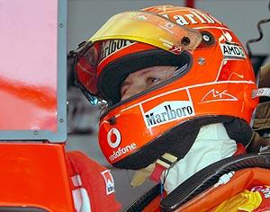 F1: Pole de Schumacher provoca vaias e protestos em Mônaco