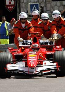 F1: Schumacher diz que não quis prejudicar outros pilotos