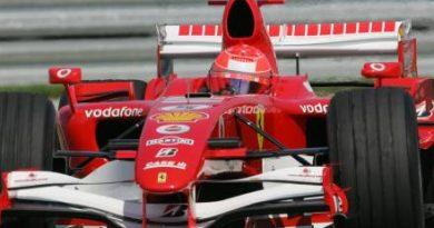 F1: Para Schumacher, vitória nos EUA não representará virada