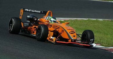 F3 Japonesa: Streit termina em sétimo na 10ª etapa em Suzuka