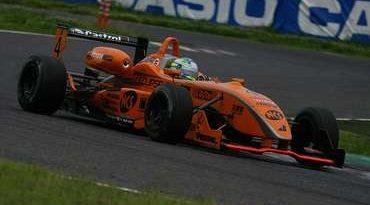 F3 Japonesa: Streit disputa rodada dupla em Autopolis