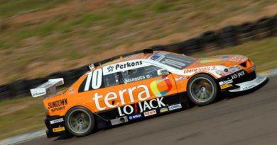 Stock: Carro de Tarso Marques estava saindo de traseira