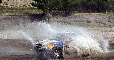 Rally: Treinos prosseguem para o Chevrolet Rally Team