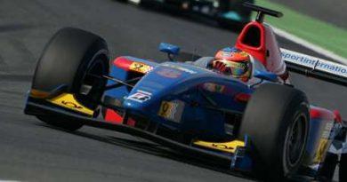 GP2 Series: Timo Glock vence em casa