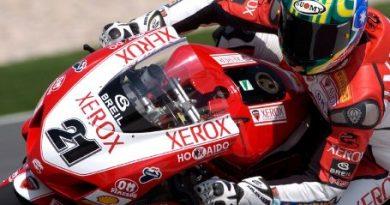 Superbike: Bayliss amplia vantagem em Brands Hatch