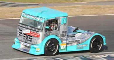 Truck: Ramires faz avaliação positiva da etapa em Interlagos