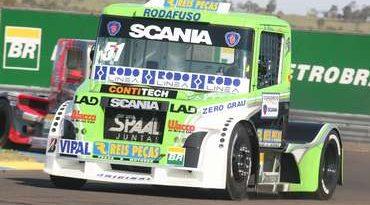 Truck: Reformas mudam a cara do Autódromo de Cascavel