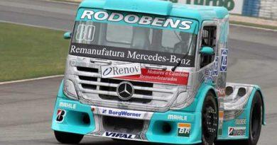 Truck: Ramires fecha a sexta-feira como mais rápido dos treinos da Truck em Curitiba