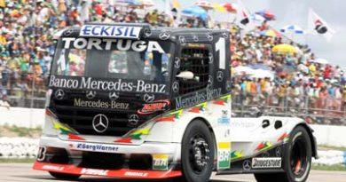 Truck: Cirino precisa de bom resultado em Curitiba