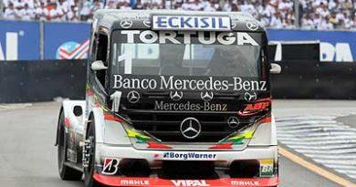 Truck: Cirino busca 3ª vitória consecutiva em Guaporé