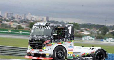 Truck: Cirino e Piquet buscam melhor acerto para treino classificatório
