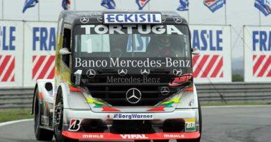 Truck: Cirino marca a pole em Tarumã