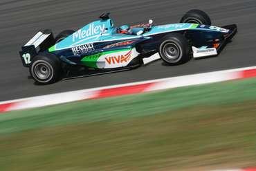 GP2 Series: Xandinho é 7º pela terceira vez seguida
