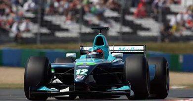 GP2 Series: Todos os brasileiros pontuam no GP da França