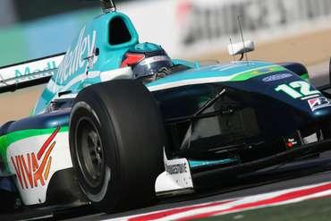 GP2 Series: Xandinho espera crescimento na reta final