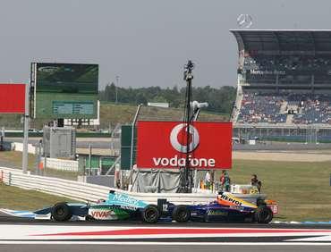 GP2 Series: Xandinho Negrão termina em 9º no GP da Alemanha