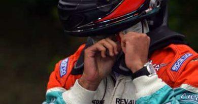 A1GP: Quebra antecipa fim do teste de Xandinho Negrão em Silverstone