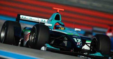 GP2 Series: Xandinho Negrão encerra testes em 11º na França