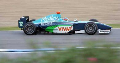GP2 Series: Brasil bate recorde de pilotos na Espanha