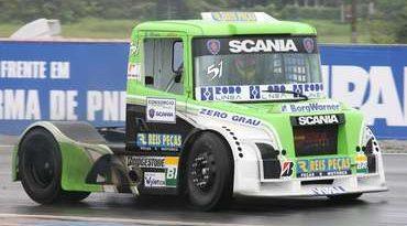 Truck: Em corrida de recuperação, Zé Maria Reis chega em sétimo