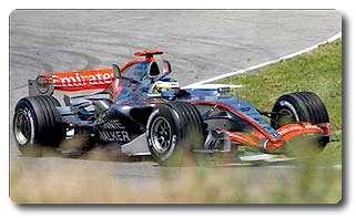 F1: McLaren indicará Pedro de La Rosa para Force India