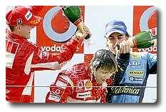 F1: Ferrari confirma Schumacher para o lugar de Massa em Valência