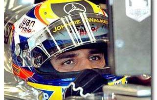 F1: Montoya recebe telefonema de Frank Williams