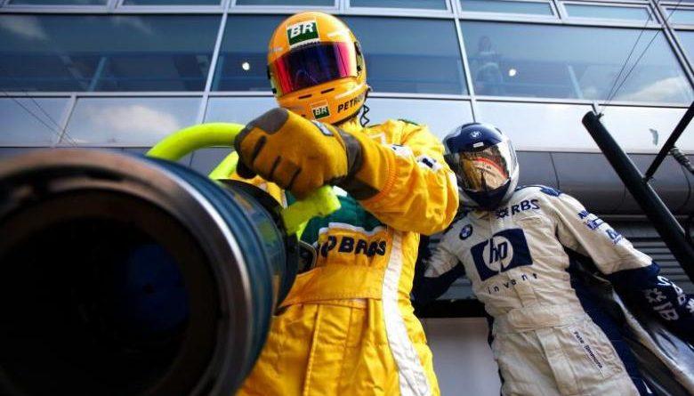 F1: Petrobrás anuncia saída da Fórmula 1