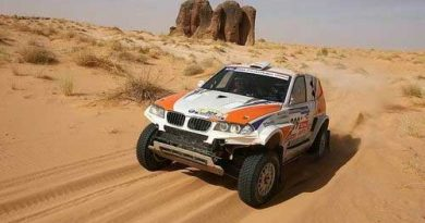Rali-Dakar: Vitória Al Attiyah teve direito até a febre