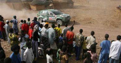 Rali-Dakar: Palmeirinha chega a Dakar. Prova termina nesse domingo