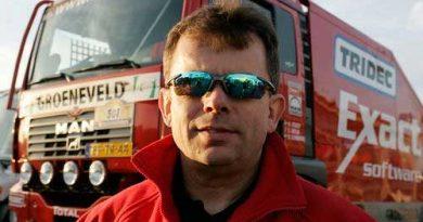 Rali-Dakar: Ilustre desconhecido é campeão nos caminhões