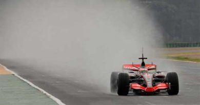 F1: Alonso é o mais rápido em Valência