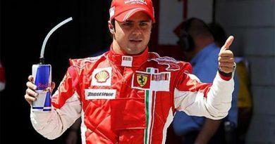 F1: Felipe Massa rouba pole de Alonso no último minuto na Espanha