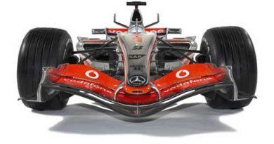 F1: Chuva faz McLaren encerrar treinos em Valência